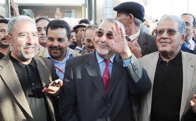 Rapprochement entre Lachguar et Oualalou en vue d'une coalition