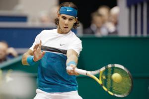 Rafael Nadal et les Espagnols impitoyables