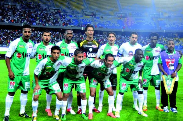 Coupe du Trône (2011-2012): Le Raja Casablanca en quart de finale