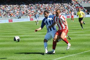 Tanger : Deux matches gala pour inaugurer le nouveau stade de Tanger