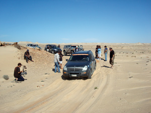 Le Raid Tanja-Lagouira clôture son périple à Casablanca
