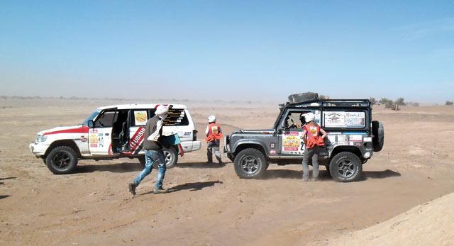 Rallye Aïcha des Gazelles : Une aventure pas comme les autres