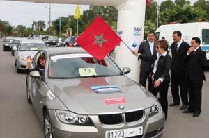 Le Rallye au service du développement durable