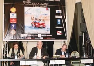 Rallye Classic 2008 : De la ville du détroit aux portes du Sahara