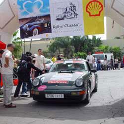 Rallye «Classic» 2005 : Les marocains se distinguent