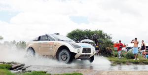 Rallye Dakar : Stradale, la deuxième vie de Mitsubishi