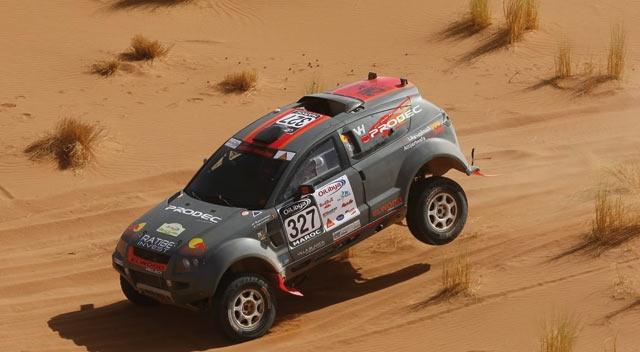 Rallye OiLibya du Maroc 2012 : Plus de 250 compétiteurs seront sur la ligne de départ