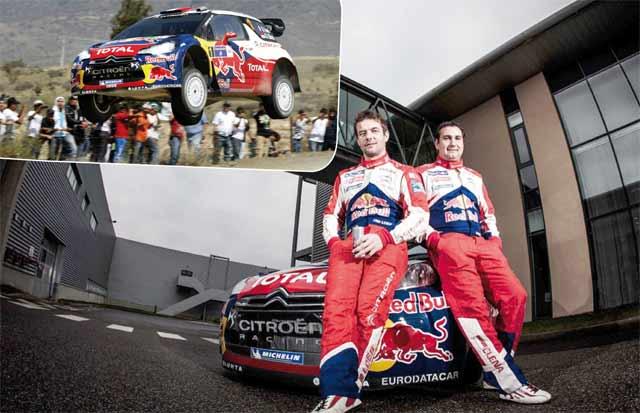 Rallye WRC : 8ème titre pour Citroën, 9ème pour Loëb