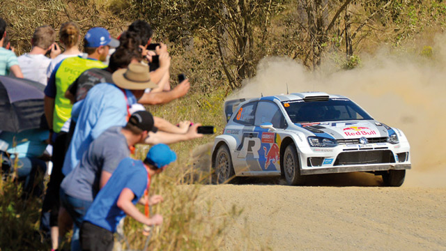 Rallye d Australie : Ogier, champion ou presque