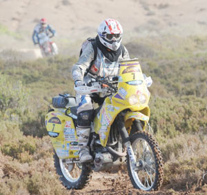 Rallye Africa Eco Race : une quarantaine de concurrents font le départ de Nador