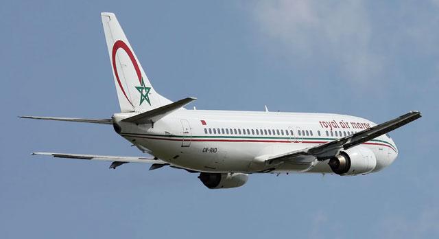 RAM : Une passagère accouche en plein vol Casablanca-Bologne