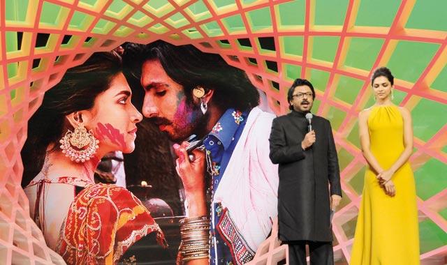 FIFM 2013 : Ram-Leela exalte l amour en ouverture