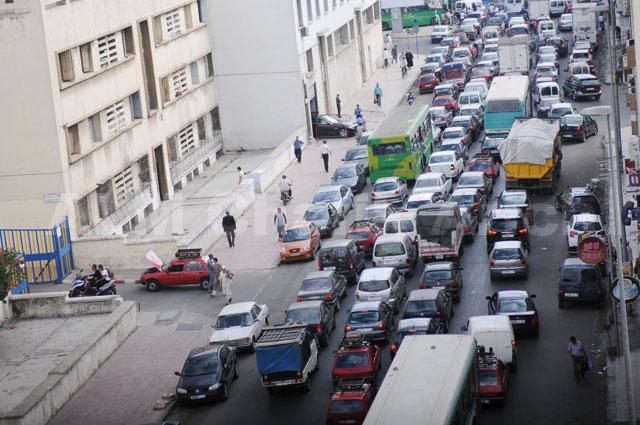 Casablanca : 1.541 permis de conduire retirés en 48 heures