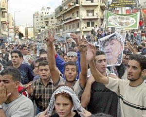 Reportage à Ramallah : Les Palestiniens ne croient plus aux promesses de paix