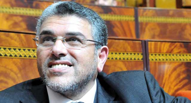 Laâyoune : Ramid s enquiert du fonctionnement de la justice