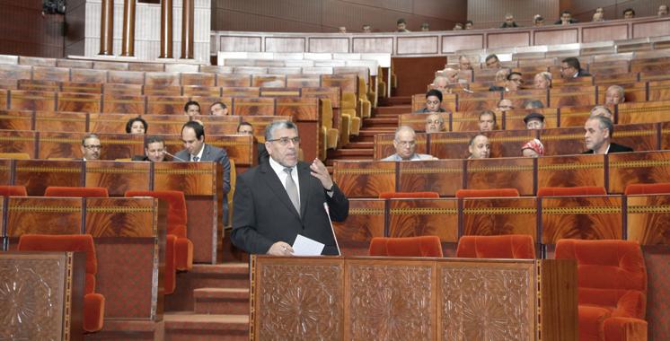 Parlement: Les projets de lois organiques de la justice adoptés