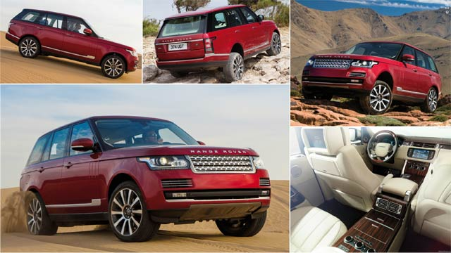 Range Rover : Franch(iss)ement royal!