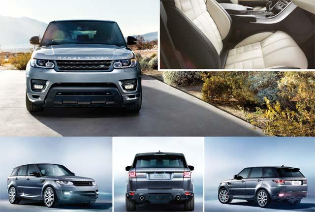 Range Rover Sport : La saga continue
