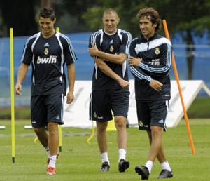 Selon Raul, Cristiano Ronaldo est «agréable et normal»