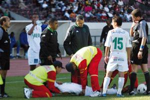 Médecine du sport : 15 morts subites chez les sportifs depuis 2001