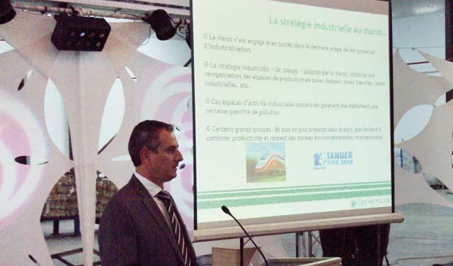 Recyclage industriel : Elec Recyclage implante sa nouvelle  usine à la Zone franche de Tanger