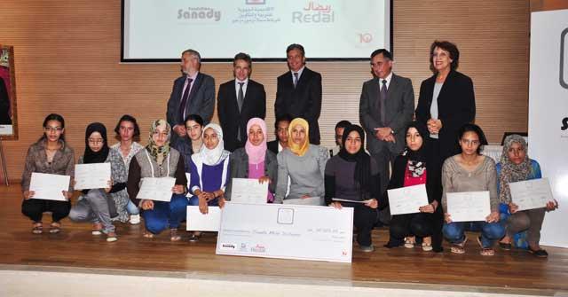 Redal soutient les étudiants méritants démunis