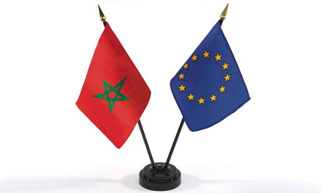 Les relations entre l UE et le Maroc  s intensifient