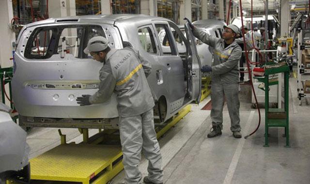 Renault : une part de marché cumulée de 39% en 2013