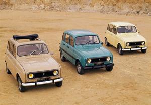 Anniversaire : Renault 4 : Elle fêtera ses cinquante ans en 2011