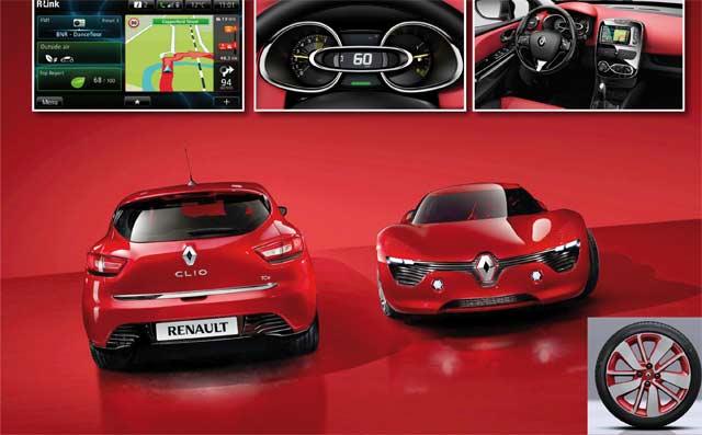 Renault Clio : Passionnément vôtre!