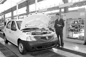 Renault veut racheter une usine Daewoo pour la Logan