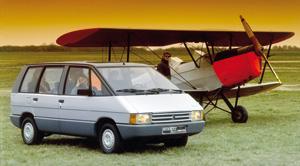 Renault, deux fois pionnier du monospace