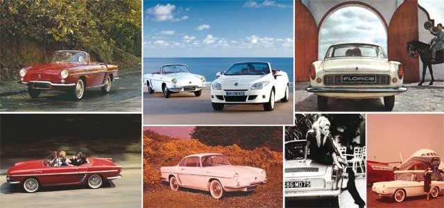 Il était une fois… Renault Floride : La Floride made in France
