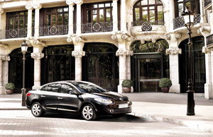 Renault Fluence : Classiques influences