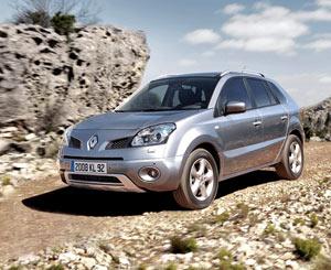 Nouveauté internationale : Renault Koleos : Petit colosse, grandes ambitions