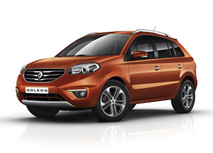 Koleos version 2011 : Le «crossover» by Renault
