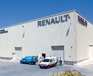 Un an déjà pour le MNPR de Renault Maroc