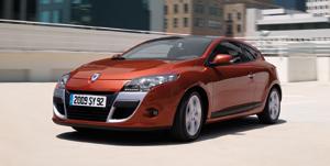 Renault Mégane Coupé : Incisif à l'oeil, comme sur la route