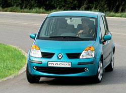 Renault Modus 1.5 dCi : Un certain style de vie