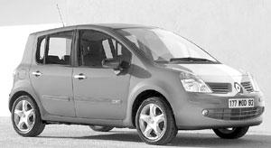 Renault Modus : un Monospace de poche