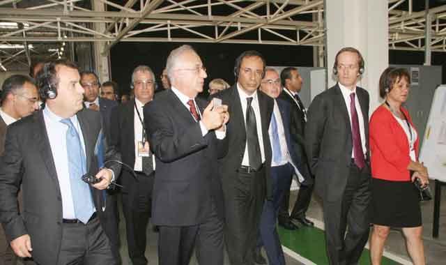 Tanger : Renault-Nissan poursuit sa montée en puissance