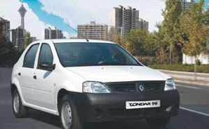 Renault Tondar (Dacia Logan) : succès phénoménal en Iran