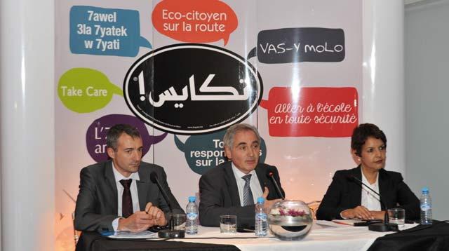 Renault renforce son engagement  dans la sécurité routière