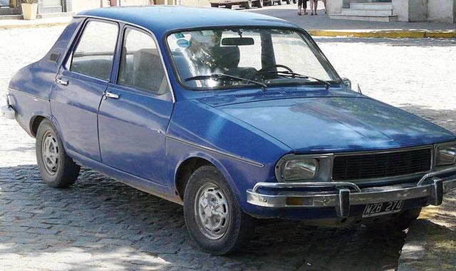 Il était une fois Renault 12 : La «soixante-huitarde» !