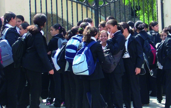 7 millions d'élèves sont prévus pour la rentrée scolaire 2012-2013