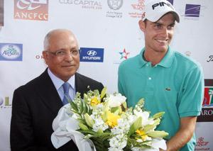 Rhys Davies, un nouveau nom au palmarès du Trophée Hassan II
