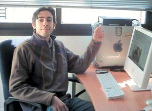 Riad Aboulethar, un passionné du web