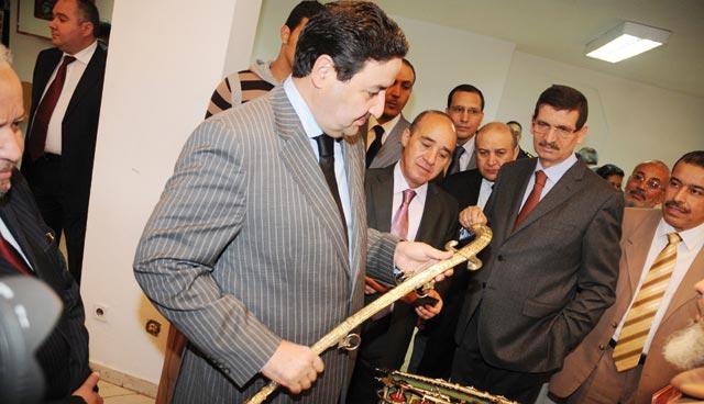 Coup d envoi de la 9ème édition du salon «Riad art expo» : Les maîtres artisans à l'honneur