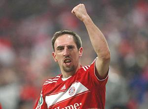 Le Bayern menace de saisir la FIFA concernant Ribéry