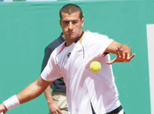 Tennis : Reda El Amrani perd 29 rangs au classement ATP